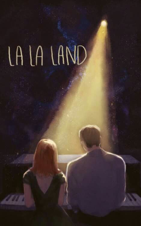 A film for dreamers La La Land Dir. Damien Chazelle With Ryan Gosling and Emma Stone