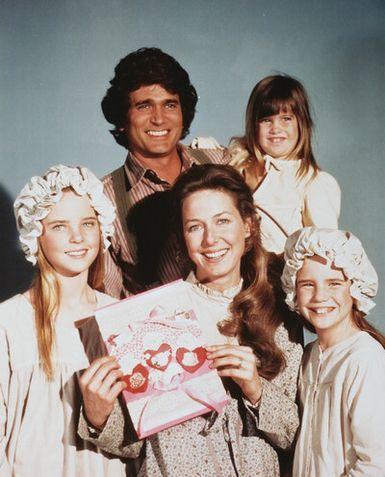 Little House on the Prairie - Michael Landon, Karen Grassle, Melissa Sue Anderson, Melissa Gilbert, Lindsay & Sidney Greenbush