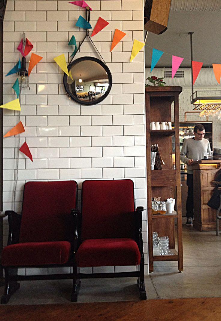 Πsquare interior design cafe Athens Greece