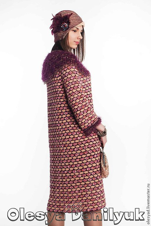 """пальто """"Немного ретро"""" - Пальто ручной работы,Нарядное пальто,Авторский дизайн"""