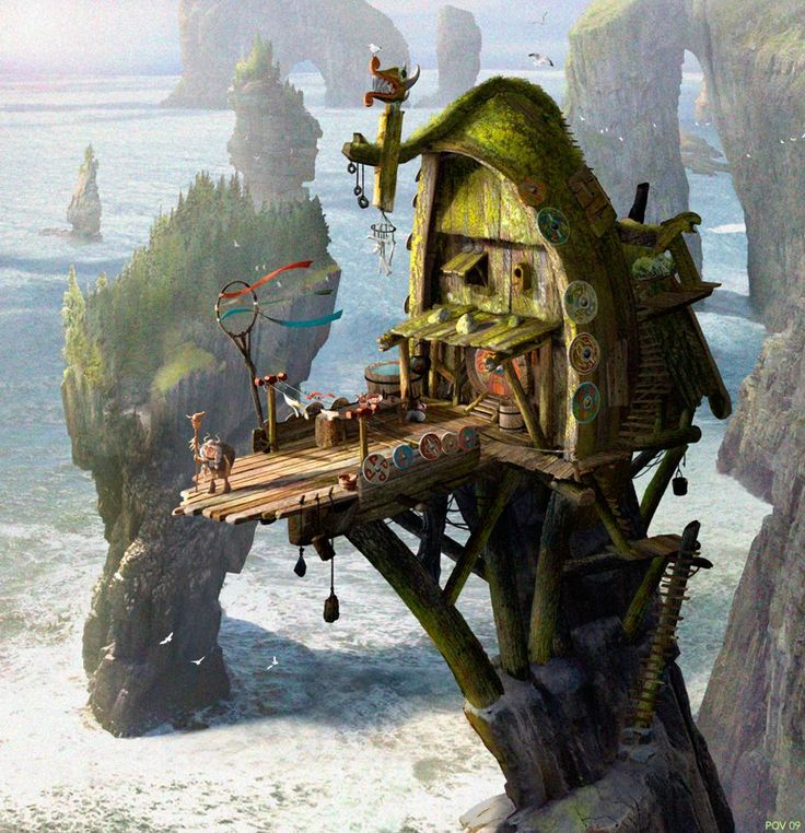 I love concept art. When I have a house of y own, I'm guna have a Movie concept art room..,