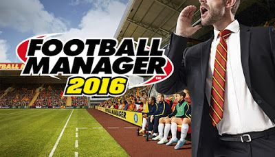 emagge-emagge: Football Manager 2016 [Online Game Code]