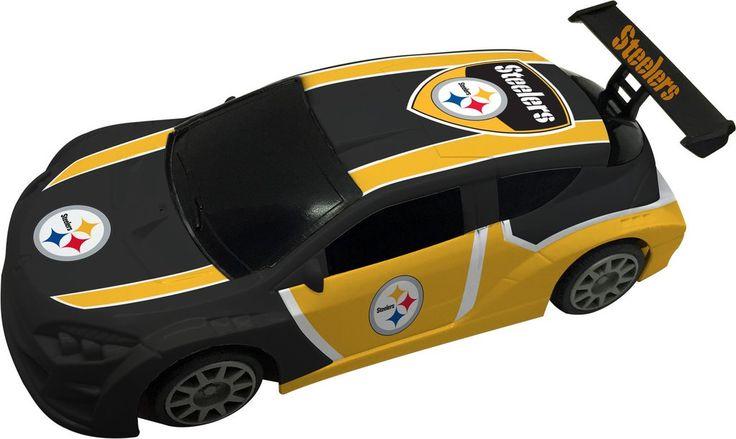 Pittsburgh Steelers R/C Racecar Gridiron