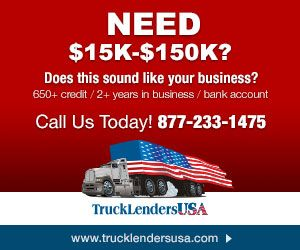 Truck Lenders USA - Review on Commercial Truck Financing