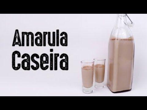 Amarula Caseira - Drinkeros