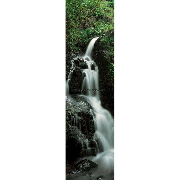 Brise vue toile vertical extérieur cascade http://www.amenager-ma-maison.com/brise-vue-toile-vertical-PR-717.html