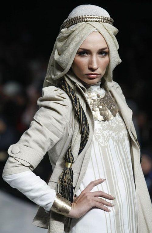 Bridal muslim outfit