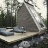 Stunning Finnish Micro-Cabin