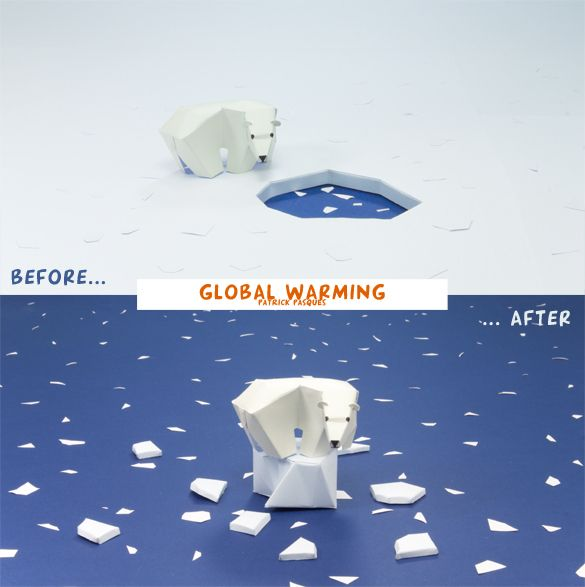 essay on global warming a threat to mankind