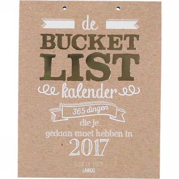 AS Adventure: Gadget Calendre Bucketlist 14,9€