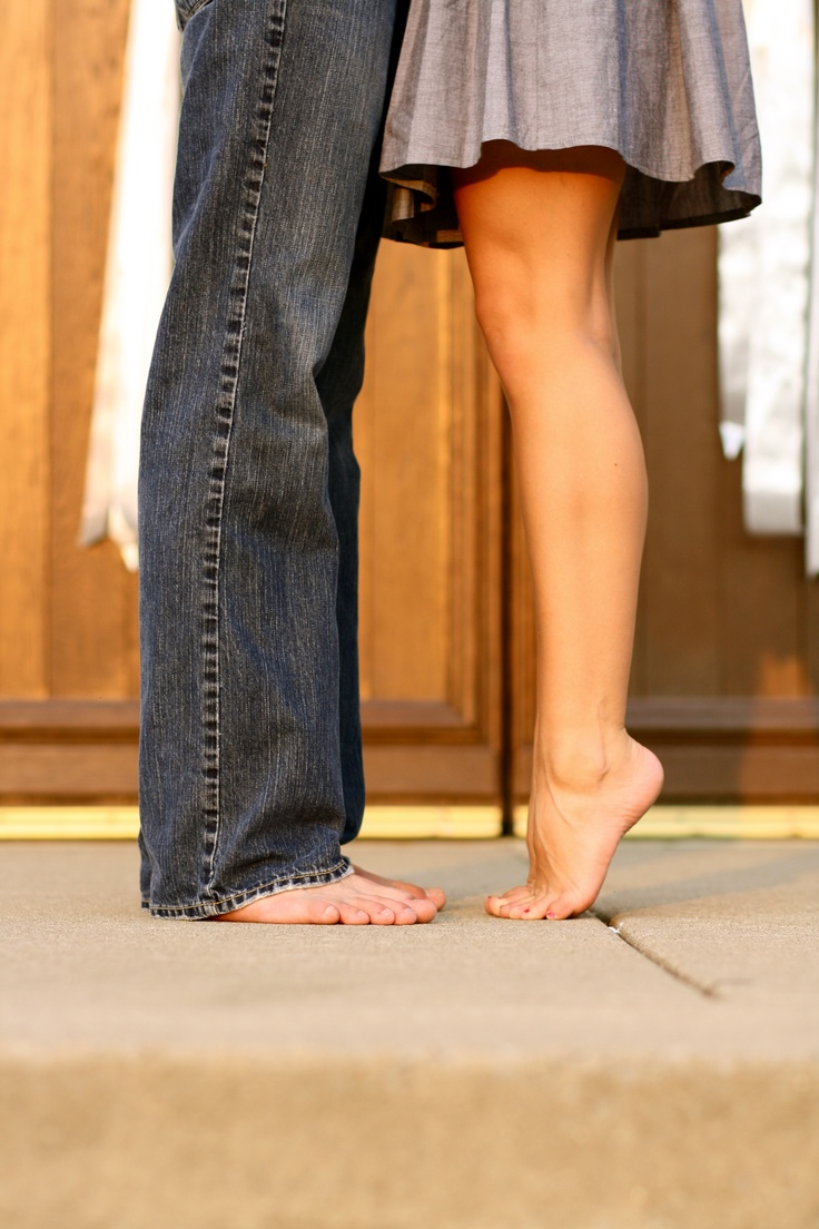 Tip toes...i'm going to have to do this!