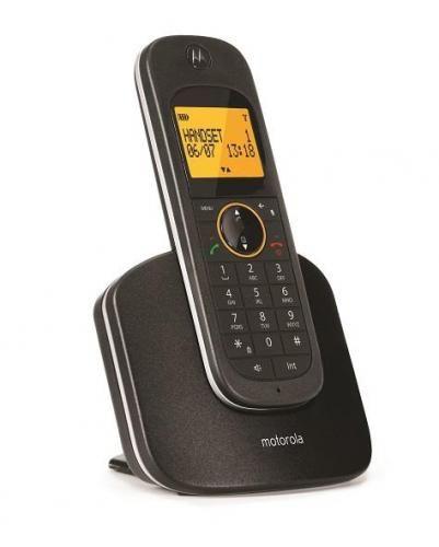 #Motorola telefono cordless nero  ad Euro 28.99 in #Motorola #Telefoni e smartphone telefoni