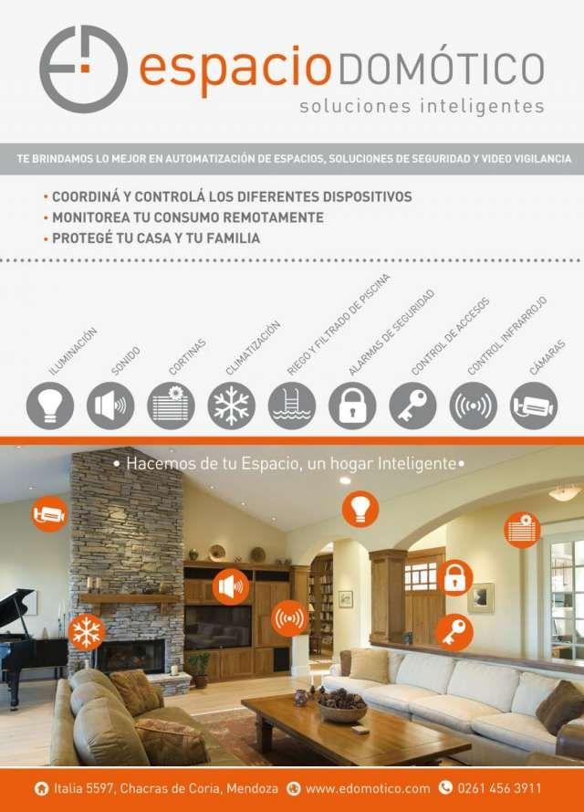Casas inteligentes. domótica en mendoza (con imágenes