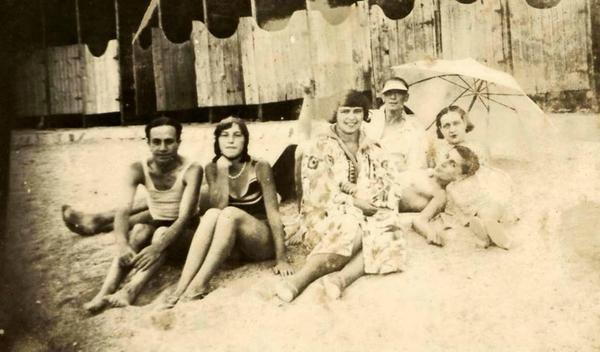 Caddebostan Plajı, 1929 #istanlook #birzamanlar
