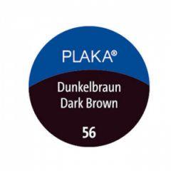 Pelikan Plaka Matt Boya 50 ml. 56 Dark Brown