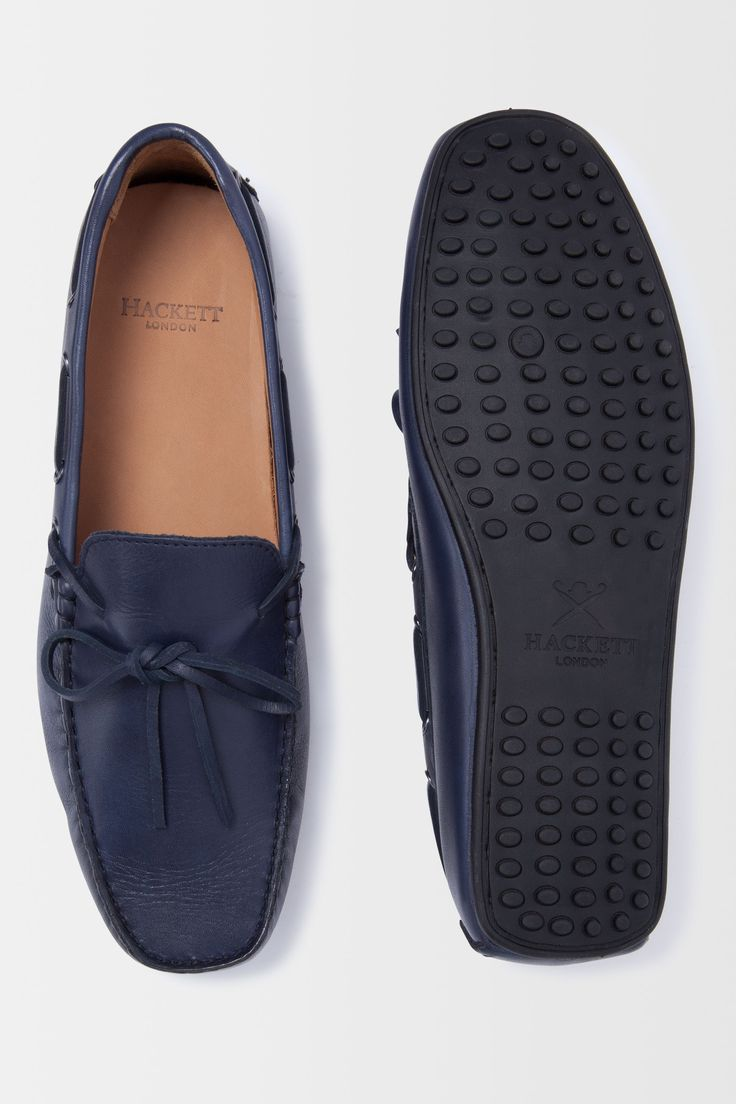 Hickleton Loafer - Shoes - Accessories | Hackett