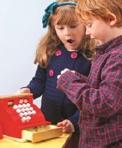 Cash Register $43.95 #sweetcreations #kids #babies #toys #play #roleplay