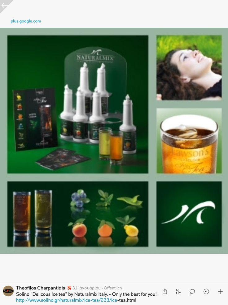 Παγωμένο τσάι - ΠΡΟΣΦΟΡΕΣ  -  Read More : http://www.solino.gr/naturalmix/ice-tea/233/ice-tea.html