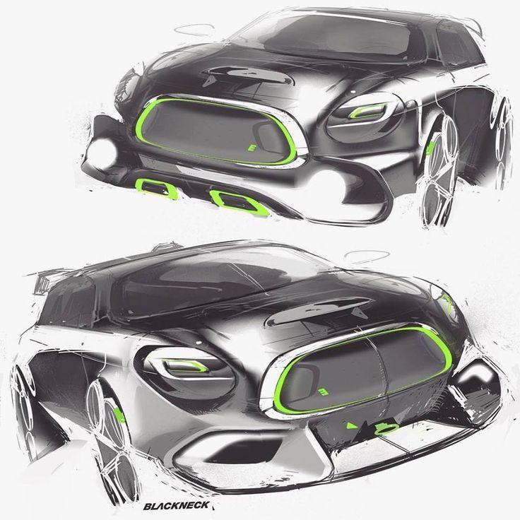 Les 8457 meilleures images du tableau car sur pinterest croquis voiture croquis de design de - Croquis voiture ...