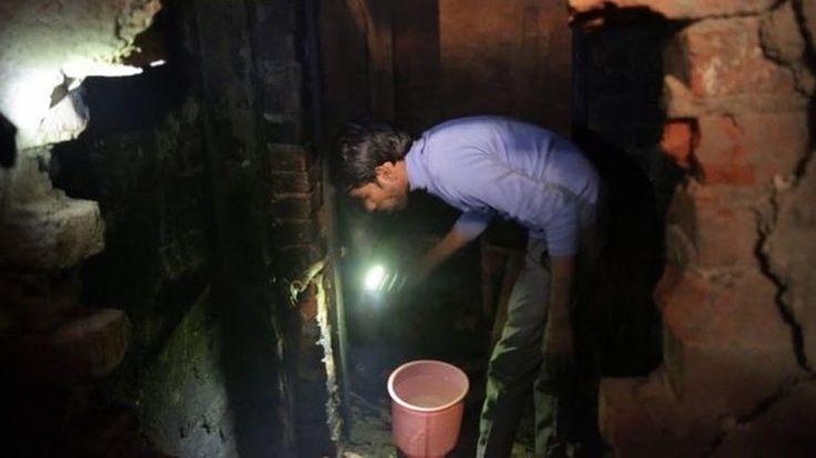 Ινδία: 13 εργάτες κάηκαν ζωντανοί ενώ κοιμούνταν μέσα σε εργοστάσιο