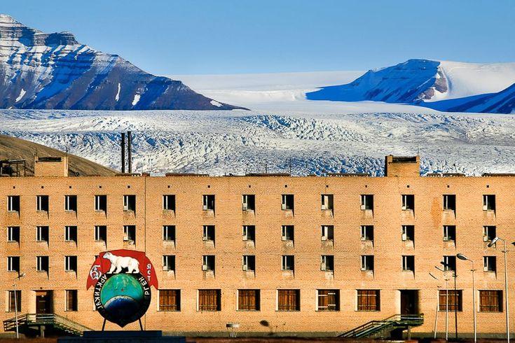 Svalbard, le città fantasma sovietiche nel profondo Nord