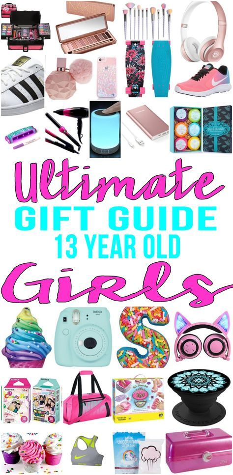 BEST Gifts 13 Year Old Girls Top Gift Ideas That Yr Will Love Find Presents Suggestions For A 13th Birthday Christmas Or Just
