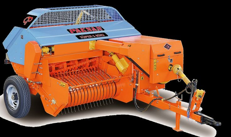 HAY BALER - Marina Machineries Ltd leading Manufacturer and Suppliers of Baler Machines  in Kenya, Africa supplies Heavy Duty  HAY BALER Machines - 2 Twine (Knotters) Super S 8002 without chopping model is good for both green and dry material.
