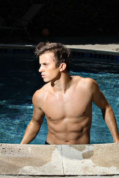 Kenny Wormald <3 Dancers facinate me. he is taleted, hot, dated one of the PCDs for 3 years, was in Ellen as a dancer.... he is fab