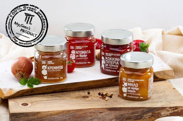 The secret of extreme tastefull sandwiches..... http://mygreekproduct.com/en/marmalade/281-sweet-sour-jam-aplle-with-cayenne-pepper-.html