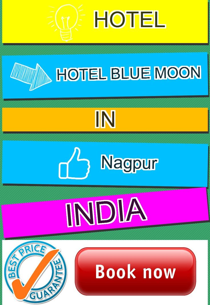 Hotel Blue Moon in Nagpur, India. For more information, photos, reviews and best prices please follow the link. #India #Nagpur #travel #vacation #hotel