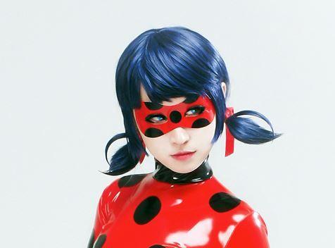 Cosplay completo Ladybug - Miraculous Ladybug | .