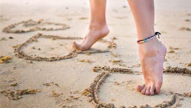 Ayak Tırnakları İçin 3 Altın Kural