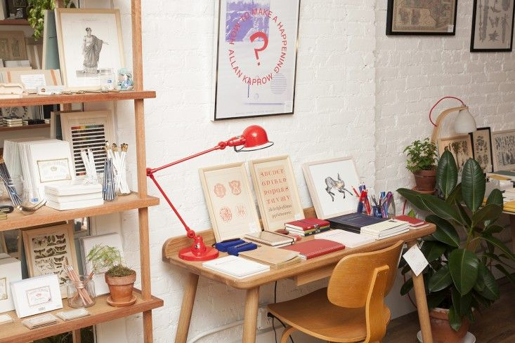 McNally Jackson Store Things For the Study | Remodelista