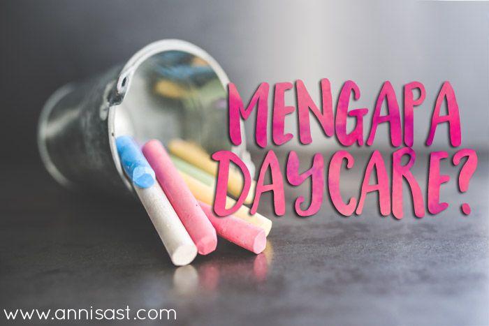 Alasan Menitipkan Anak ke Daycare