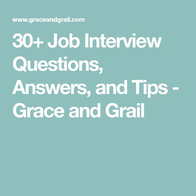 30 job interview questions answers and tips - Investment Banking Interview Questions Answers Guide Tips