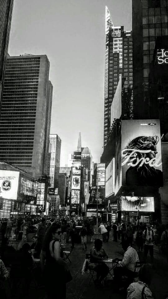 Times Square New York City 2016