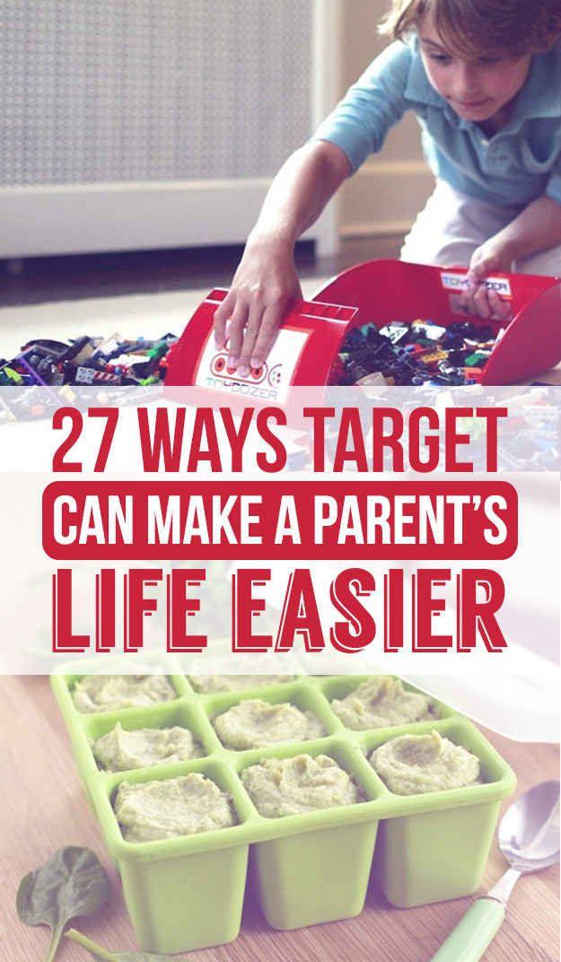 27 Ways Target Can Make A Parent's Life Easier