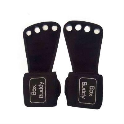 Box Buddy Handske är en produkt som är speciellt framtagen för att skydda dina handflator och samtidigt ge stöd åt dina handleder under hårda träningspass.