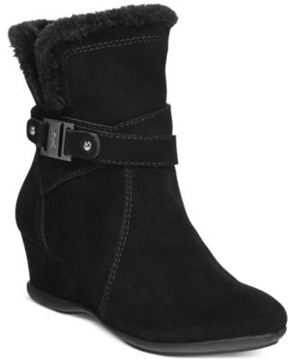 Anne Klein Incaged Cold Weather Boots