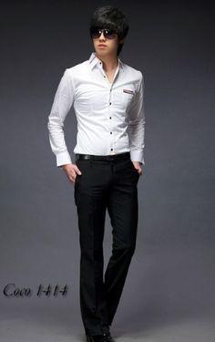 Lo mejor de la moda Asiática para Caballeros..  Cómoda y Casual