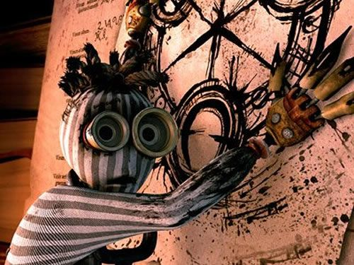 """""""9"""" 2009. The visual sense of this movie is almost overwhelming, a great steam-punk world that helps the interesting, but simple, storyline."""