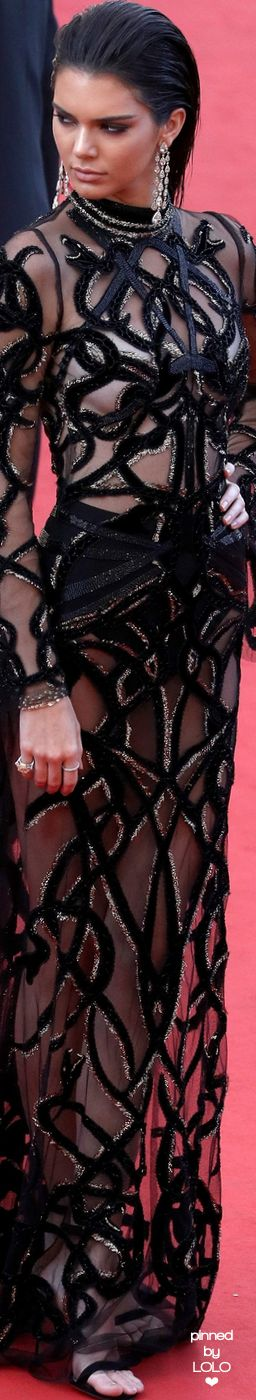 Kendall Jenner 2016 Cannes Fim Festival | LOLO❤︎