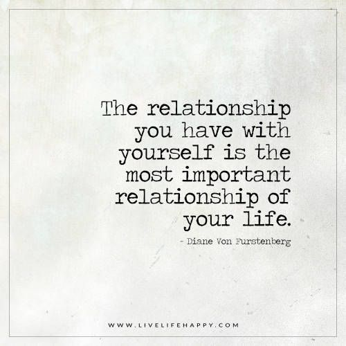 """the importance of relationships in life """"taking care of your body is important, but tending to your relationships is a form of self-care too,"""" said robert waldinger, the director of the harvard study of adult development which, having started almost 80 years ago, is one of the world's longest studies of adult life the study began in 1938 with 268."""