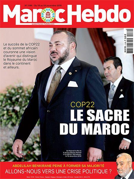 Télécharger gratuitement le journal Maroc Hebdo en PDF, Consulter l'archive et les anciennes parutions du journal Maroc Hebdo depuis 1991