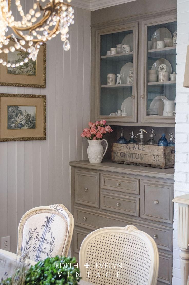 538 best images about dining room ideas on pinterest for Country dining room color ideas