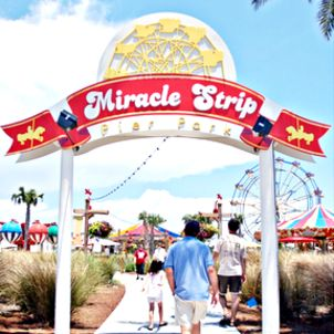 Miracle Strip @ Pier Park | Panama City Beach, FL 32413 70 miles from Fort Rucker