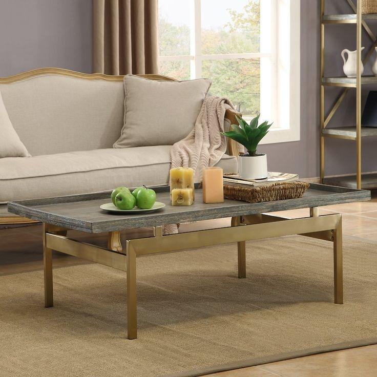 Cianjur Coffee Table Set