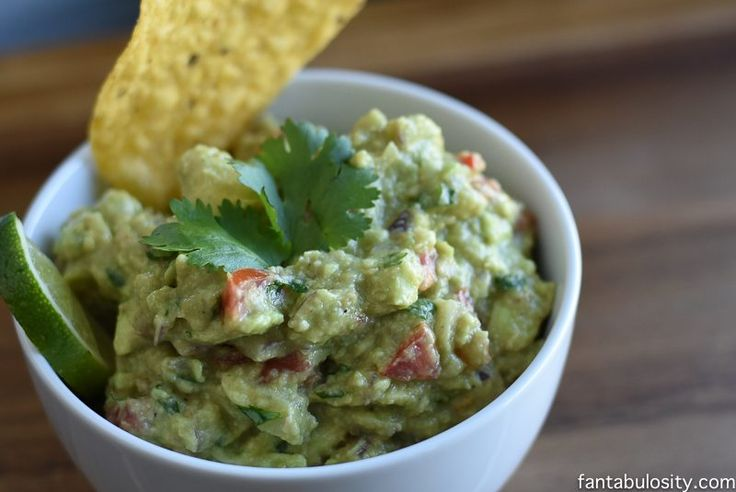 I'm confident that this is the BEST Guacamole recipe you'll make. Quick & easy, just they way we like it. An appetizer for a party that you'll be known for!