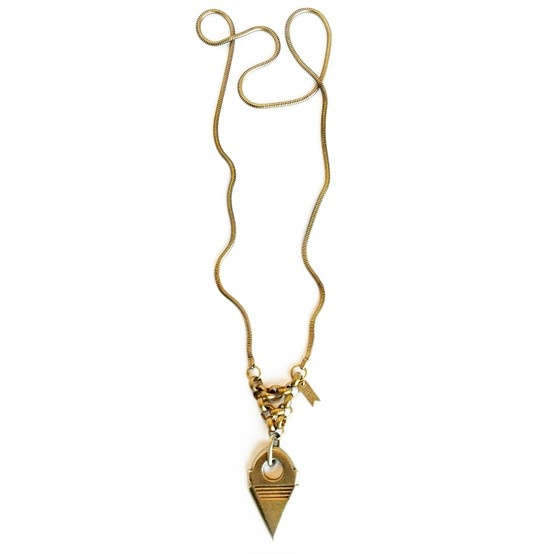 Rena Spear Necklace