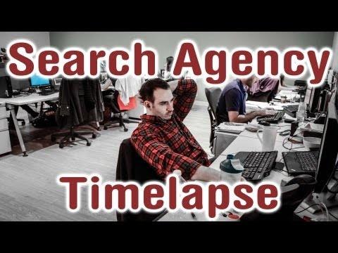 SEM/SEO Office Timelapse